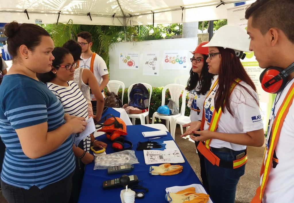 Feria Vocacional UNI 2016